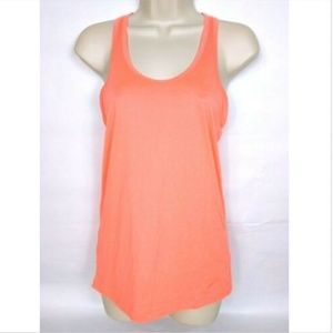 Nike Dri-Fit Women's Tank Top Small Athletic Coral